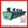 sand flotation machine