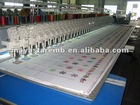 Mayastar 20 head flat embroidery machine CE certificate