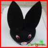 Black Rabbit Fashion Hat Of Party Items