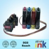 Continuous Ink Supply System, CISS for Brother LC41/LC47/LC900/LC950 4C CIS