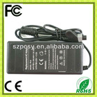 Round 4 pin laptop adapter for Dell 20v 3.5a