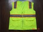 ANSI 107 safety vest