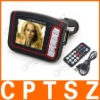 "1.8"" LCD Car MP3 MP4 Player Wireless FM Transmitter SD MMC + Remote Control"