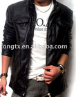 Men PU Jacket