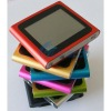 Portable MP4 Player with touch screen