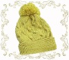 100% Acrylic Twill Knitted Warm Cap