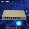 8 port unmanaged Gigabit Ethernet Switch