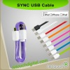 Micro USB Data Transfer Cable Flat Cable