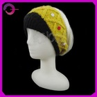 2012 fashion winter knitted cap RQ-89