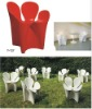 FKS-Y-127 Leisure furniture fibreglass leisure idea chair