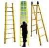 FRP/GRP high strength plastic ladder