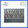 garment printing label