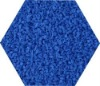 EPDM chip special blue