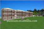 Platinum Prefabricated Apartment Building