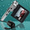 X8 GPS Mini Car DVR with 2.4 inch Screen HD IR Night Vision G-Sensor Motion Detection AV-OUT/HDMI Multi-Languge