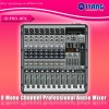 PRO 8FX 8 channel Mono with usb console mixer