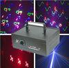 1.5 Watt RGB animation sd laser christmas laser light show