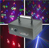 1.5 Watt RGB animation sd laser christmas laser light show