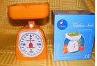 Kitchen scale-Plastic spring-Pocket scale