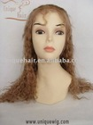 Indian remy hair lace wigs