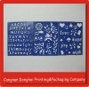 Wholesale plastic drawing stencils