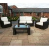 Garden outdoor furniture set