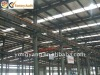 hot rolled steel structure
