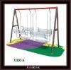 Iron kids$adult garden swing chair Q016