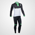 Long Sleeve Garment For Cycling
