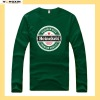 custom logo imprined long sleeve promotional tshirt(YXTS-1110123)