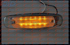 USA led side marker light