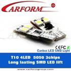 T10 5050 led car strobe