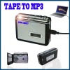 Tape to PC USB audio cassette mp3 converter