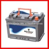 Maintenance Free Car Battery MF5661812V100AH