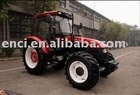 Agricultural four-wheel tractor