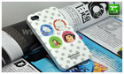 new arrival authorized MashiMaro south korea case for mobile phone