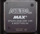 ALTERA CPLD EPM3512AQC208-10N