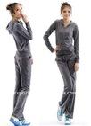 Ladies velvet suits