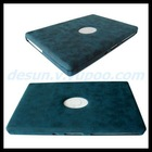 """Leather Laptop Case Cover fit for 13"""" Apple MacBook / MacBook Pro"""