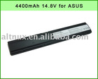 4400mAh Laptop Battery Replacement For ASUS A42-M6 NP96