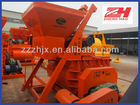 Portable cement mixer for JS750