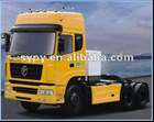 Dongfeng DFE4250VF CNG tractor truck