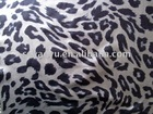 foiled polyester spandex garment fabric