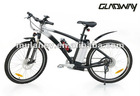 "26"" pedelec lithium battery electric mountain bicycle"