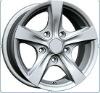 Aluminium car rim XH559