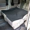 unicase rear pet car seat cover neoprence waterproof