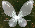 2012 Latest fashion girls white color angel butterfly wings for sale