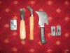 knife, wheeler tool set for plastic welding