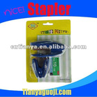 plastic stapler & staple set remover