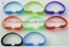 OEM hot sales bracelet usb flash driver